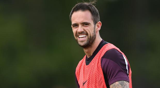 Danny Ings is excited to be joining Liverpool