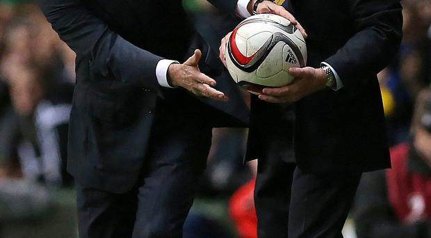 For Martin O'Neill and Gordon Strachan this is a game which might examine the enduring feel for what they must create as football men
