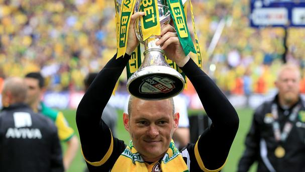 Alex Neil took Norwich into the Barclays Premier League after arriving from Hamilton