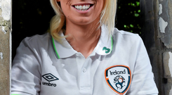 Stephanie Roche has signed an 18-month deal with Sunderland Ladies