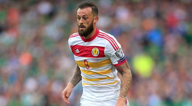 Steven Fletcher, pictured, and Ikechi Anya are unlikely to be on Celtic's radar, according to John Collins