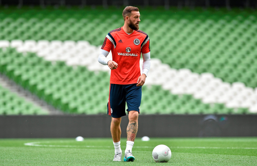 Stephen Fletcher: wages would be too expensive for Celtic