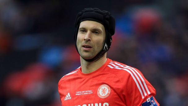 Petr Cech's agents have said reports of a move to Arsenal are premature
