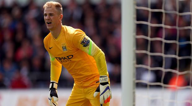 Joe Hart and his Manchester City team-mates will play a friendly against sister club Melbourne City next month