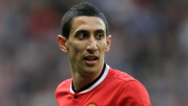 Angel Di Maria has no intention of quitting Old Trafford