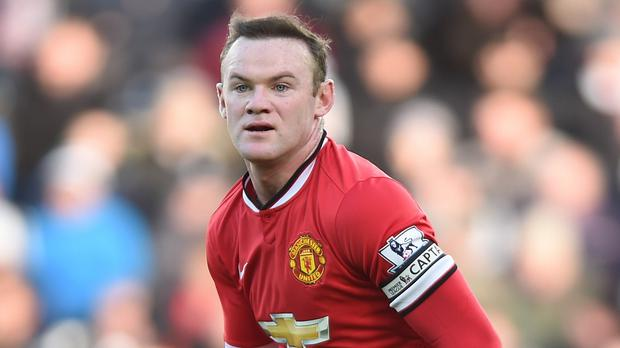 Wayne Rooney infamously boxed in jest with his former team-mate Phil Bardsley in his kitchen in March - Video emerged of England forward being