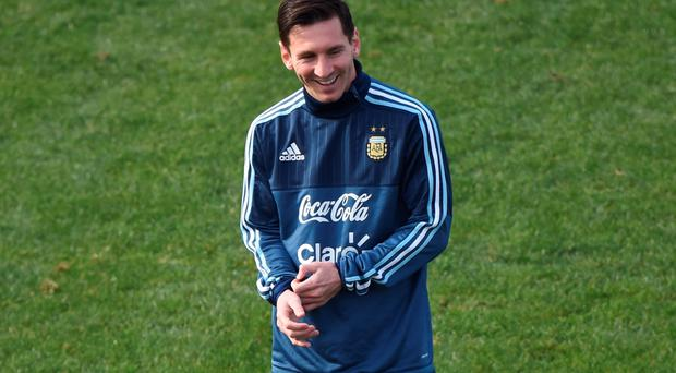 Lionel Messi is finding it hard to come by goals for Argentina