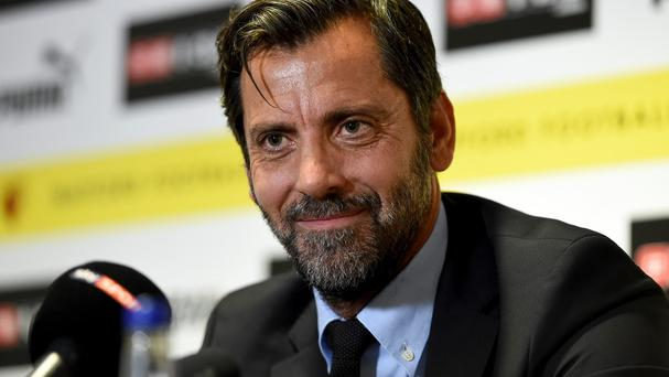 Quique Sanchez Flores has outlined his plans for Watford next season