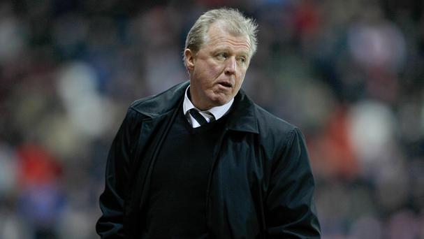 Newcastle head coach Steve McClaren is still waiting for a transfer breakthrough