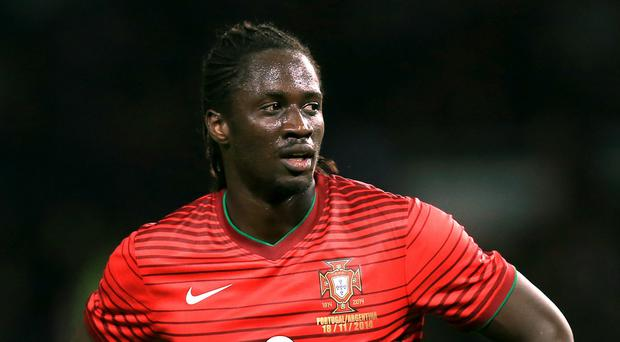 Portugal international Eder follows Andre Ayew to the Liberty Stadium