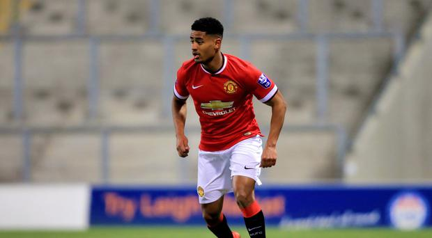 Saidy Janko is set to leave Old Trafford for Celtic