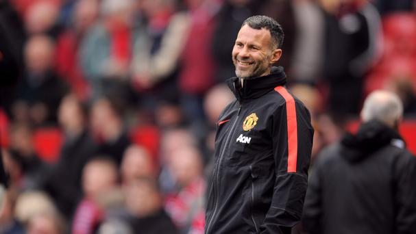 Ryan Giggs has urged Manchester United's youngster to seize their chance under Louis van Gaal.