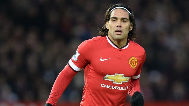 New Chelsea loan signing Radamel Falcao spent last season on loan at Manchester United
