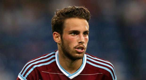 Diego Poyet is hoping for more outings for West Ham this season