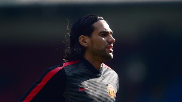Radamel Falcao will line up for Chelsea next season after a disappointing campaign at Old Trafford