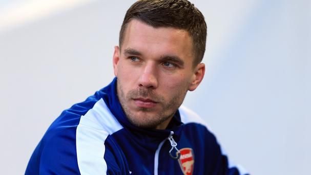 Lukas Podolski has left Arsenal to join Galatasaray