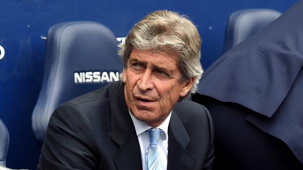 Manchester City manager Manuel Pellegrini, pictured, has a new player at his disposal in Turkish youngster Enes Unal