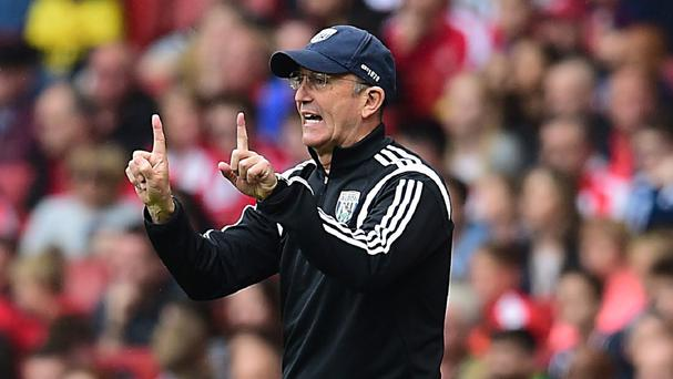 West Brom have hit back at claims that Tony Pulis has worked his players too hard in pre-season