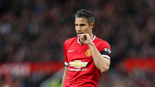 Robin van Persie's stay in the Premier League appears to be coming to an end