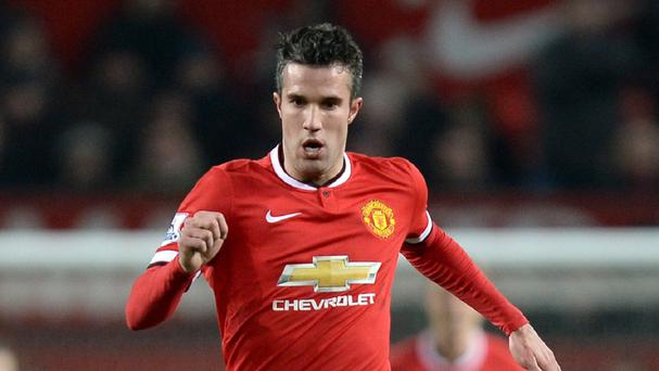 Robin van Persie is on the verge of leaving Old Trafford