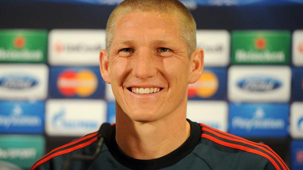 Bastian Schweinsteiger has signed for Manchester United
