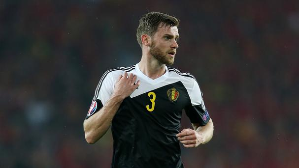 Belgium defender Nicolas Lombaerts has denied failing a medical at Sunderland