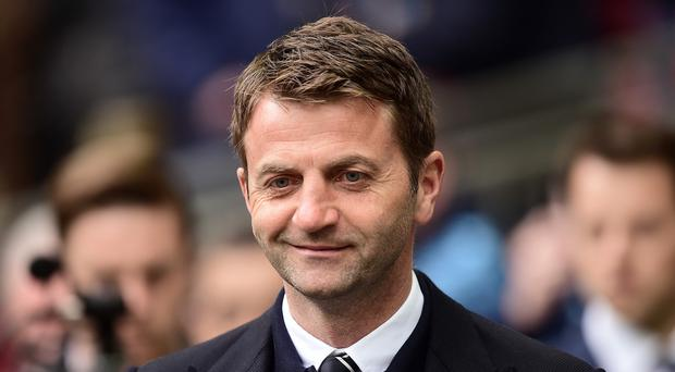 Boss Tim Sherwood will work with new sporting director Hendrik Almstadt at Aston Villa.