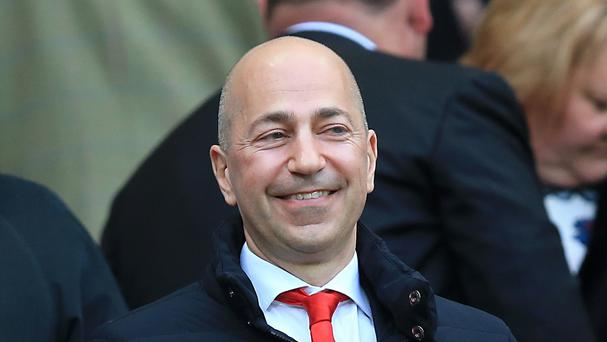 Arsenal chief executive Ivan Gazidis, pictured, has faith in the longevity of manager Arsene Wenger