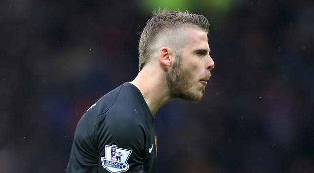 David de Gea missed Manchester United's 1-0 win over Club America