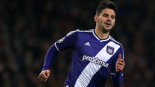 Aleksandar Mitrovic is close to sealing a move to Newcastle