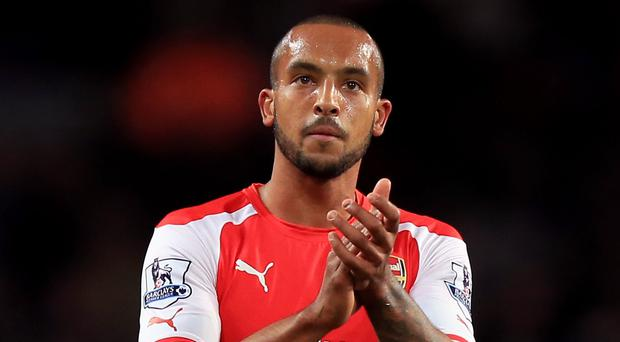 Theo Walcott wants to extend his Arsenal stay