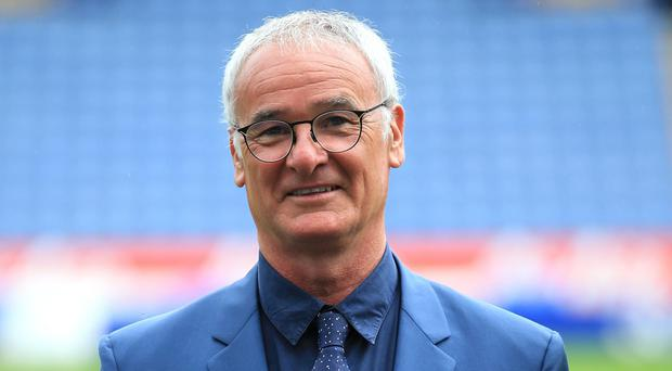 Claudio Ranieri is confident he will do a good job at Leicester