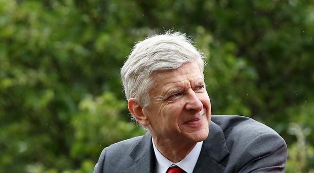 Arsenal manager Arsene Wenger cannot contemplate retirement