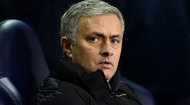 Jose Mourinho says he is happy with his current Chelsea squad