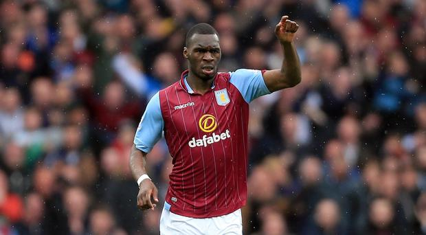 Christian Benteke has traded claret and blue for Liverpool red