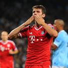 Targeted: Thomas Muller