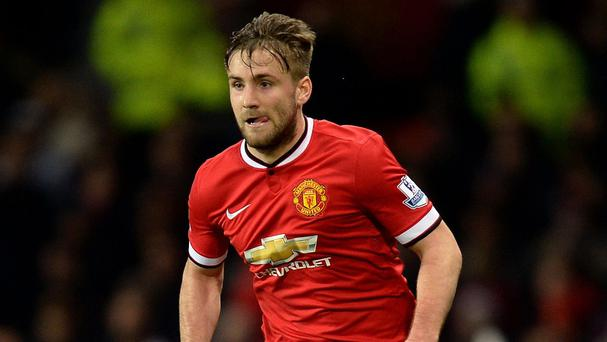 Luke Shaw will wear the number 23 jersey this season