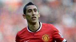 Angel di Maria looks to be closing in on a move to PSG