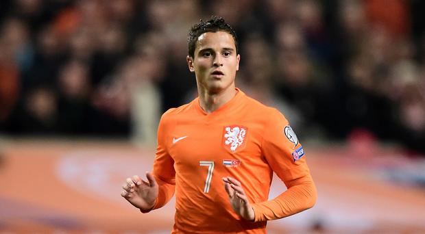 Ibrahim Afellay has joined Stoke