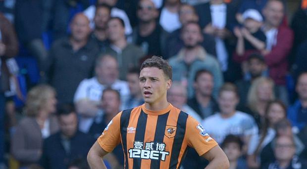 James Chester is set to move from Hull to West Brom for a fee which could rise to £8million.