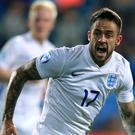 Liverpool striker Danny Ings is prepared to do the running to benefit the team.
