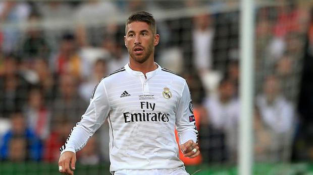 Sergio Ramos will not be moving to Manchester United