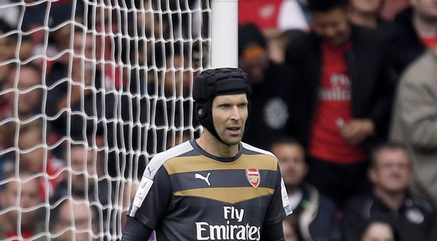 Petr Cech has swapped Chelsea for Arsenal this summer