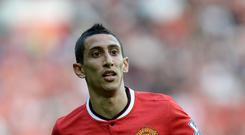 Angel Di Maria is said to be closing in on a move to PSG