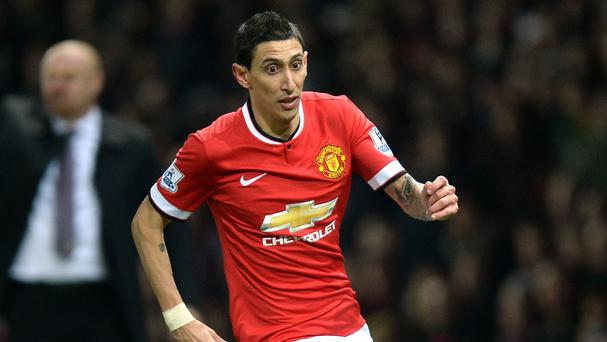 Angel Di Maria's days at United look to be coming to an end