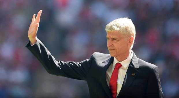 Arsene Wenger says he believes everybody deserves respect