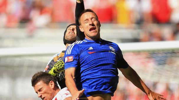 Chelsea captain John Terry issued a rallying call after their FA Community Shield defeat by Arsenal