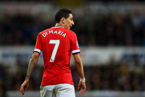 Angel Di Maria is expected to complete his move to PSG today