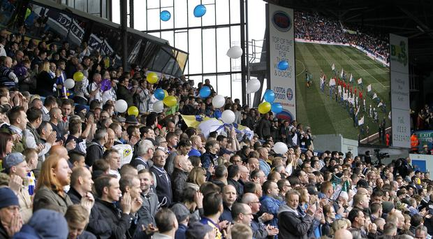 Leeds fans are the most vocal on Twitter of all 92 professional clubs, according to a new study