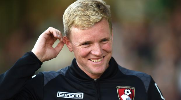 Eddie Howe is confident his Bournemouth team can compete